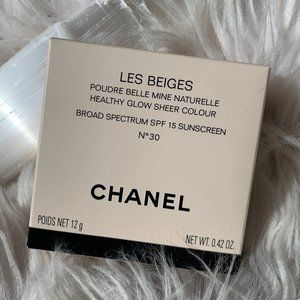 CHANEL LES BEIGES HEALTHY GLOW SHADE NO 30 *NEW*